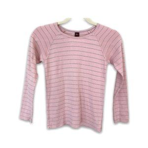 Tea Collection Girl's Pink Sweater